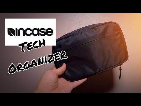 Incase Nylon Tech Organizer