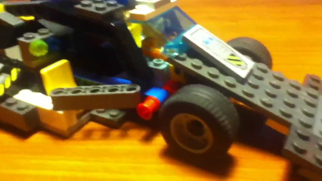 How To Flip Cars >> Lego Flip Car Fast y Furious 6 - YouTube