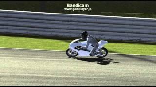 GP Bikes Moto3 test