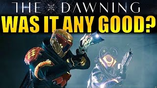 Video Destiny The Dawning: WAS IT ANY GOOD? | The Future of Destiny download MP3, 3GP, MP4, WEBM, AVI, FLV September 2017
