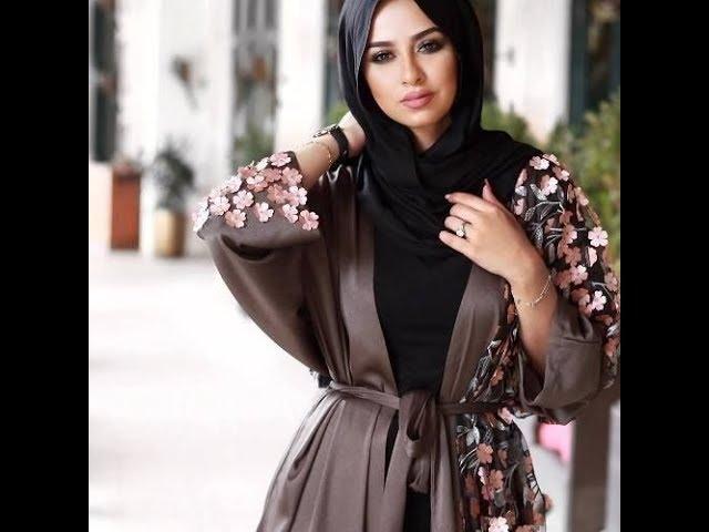 Elegant Dubai Abaya 2017