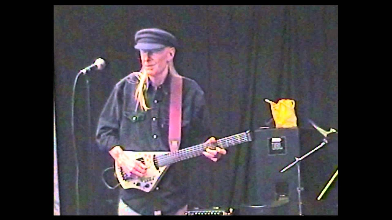 Johnny Winter At SIR Studios, N.Y. 1999 (Rehearsals) Part