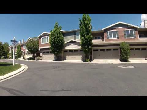 The Rockwell Townhomes Tour Pleasant Grove Utah
