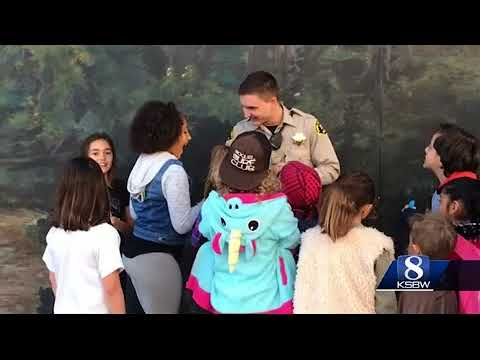 Santa Cruz deputies reassure students after Florida shooting
