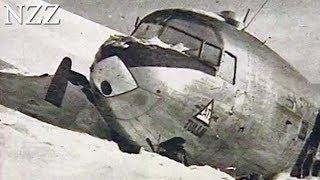 Bruchlandung auf dem Gletscher - Dokumentation von NZZ Format (1998)