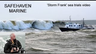 Wildcat 60 in 'Storm Frank'
