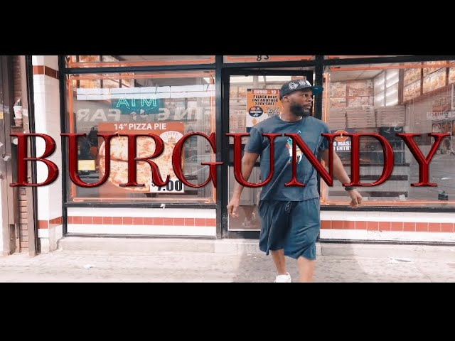 """General GC aka Grizz """"Burgundy"""" (Official Video)"""
