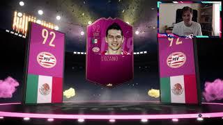 FUTTIES Lozano halen en een leuk teampie bouwen! || FIFA 19 Nederlands