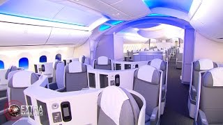INSIDE THE 787 DREAMLINER