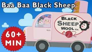 baa baa black sheep and more   nursery rhymes from mother goose club