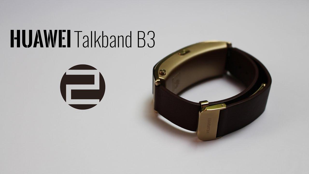 Huawei TalkBand B3 teszt kettő az egyben Tech2.hu