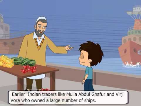 Europeans And Their Power On Indian Trade - Iken Edu