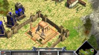 Age of Mythology Walkthrough Part 12-More Bandits