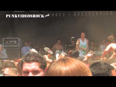 The Story So Far - Right Here (Vans Warped Tour 2013)