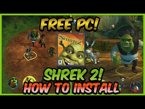HOW TO INSTALL SHREK: TEAM ACTION FOR FREE!!!