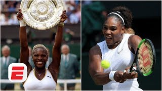 Is Serena Williams the GOAT of all GOATS? Is she the greatest female athlete ever? | Wimbledon 2019