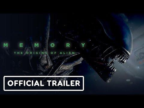 Memory: The Origins of Alien Official Trailer (2019) ALIEN DOCUMENTARY!