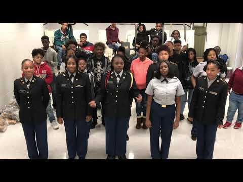 Banneker High School JROTC (2) / Snap Raise