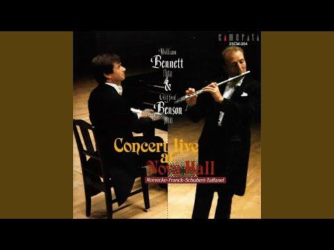 """Flute Sonata in E Minor, Op. 167 """"Undine"""": I. Allegro"""