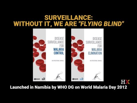 MalariaX: Strategies for Surveillance in Elimination Settings (HarvardX)