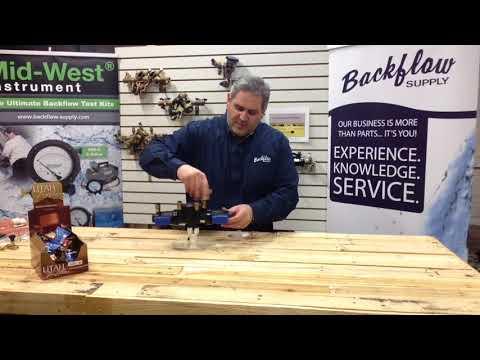Backflow Testing Accessories