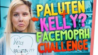 Kelly und Paluten als eine Person? | Das FACE MORPH Quiz