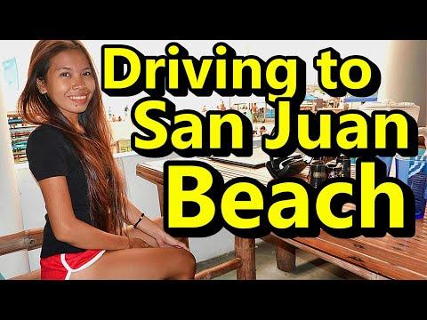 100 Islands To San Juan Beach Philippines Luzon Road Trip