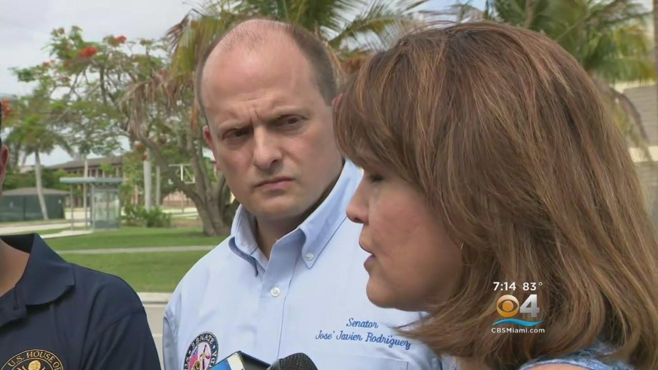 South Florida Legislators Tour Homestead Facility Holding Immigrant Children