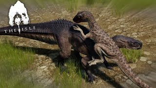 A Cruel World! - Life of a Tenontosaurus | The isle 2 RECODE Gameplay