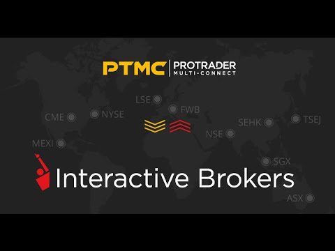 Interactive brokers. How to connect PTMC  with IB