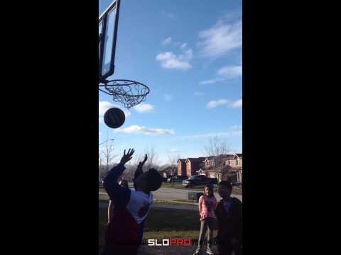 Epic Ally-oop Shot