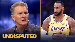 Michael Rapaport on Lakers