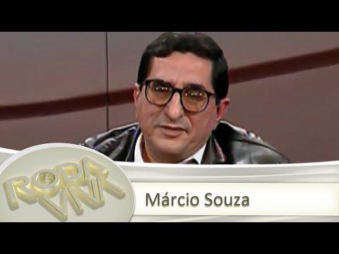 Márcio Souza  - 28/07/1997