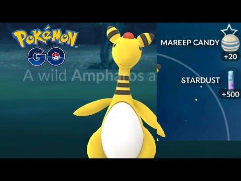 pokemon go wild ampharos