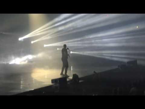Drake '9' Drake & Future Summer Sixteen Tour Atlanta