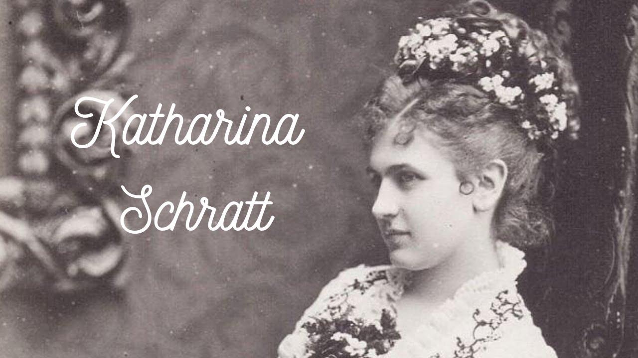 """KATHARINA SCHRATT, La última """"amante"""" del EMPERADOR FCO. JOSÉ. (LA EMPERATRIZ SIN CORONA)"""