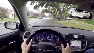 2015 Chrysler 300C - WR TV POV City Drive