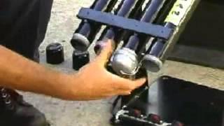 Stalin Organ   Farm Protection Device