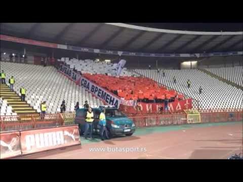 Firma na utakmici: Crvena zvezda - Vojvodina (25.09.2016)