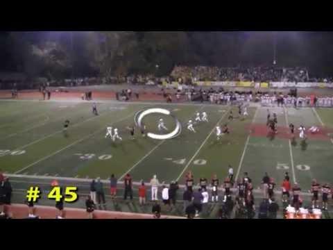 Ryan Murphy Football Highlights Nov. 16, 2014