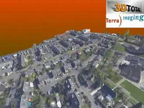 3D Total - AIRBORNE Laser scanning