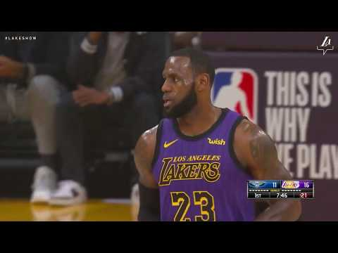 LeBron James Highlights vs. Pelicans (12/21/18)