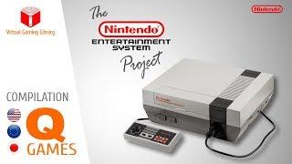 The NES / Nintendo Entertainment System Project - Compilation Q - All NES Games (US/EU/JP)