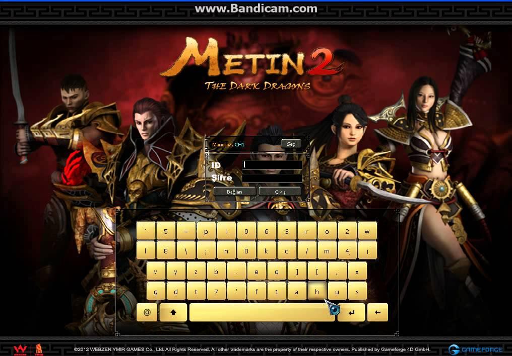 Download BLooDStarz Metin2 İntroLogin Deneme