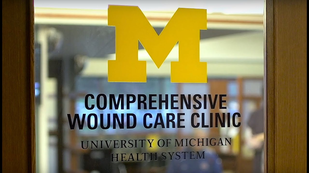 Wound Care Clinic | Michigan Medicine