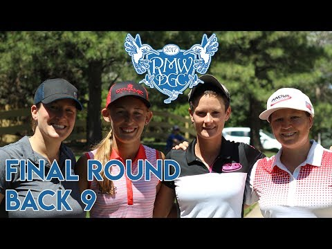 2017 Rocky Mountain Women's - Final 9 - Val Jenkins, Paige Pierce, Hannah Leatherman, Lisa Fajkus