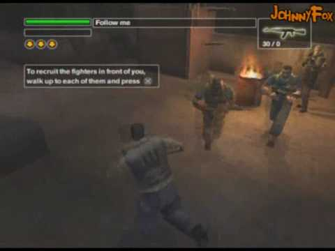 DEMO Play 3 -13- Freedom Fighters