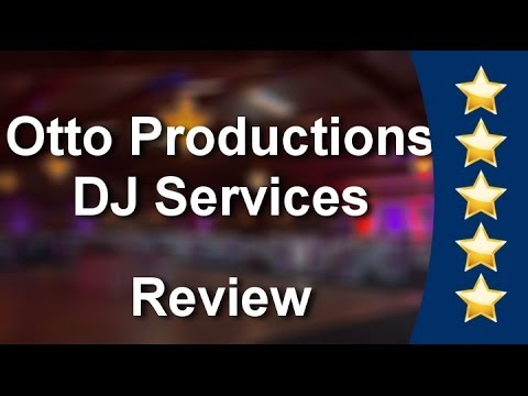 Otto Productions Dj Services Pittsburgh Pa Wedding Dj