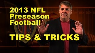 NFL Preseason Betting Tips with Tony George