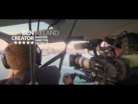 Why Video Creator Ben Ireland Loves 90 Seconds